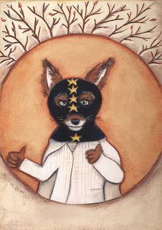 Fantastic Mr. Fox awesomeness