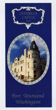Manresa Castle, Port Townsend, Washington