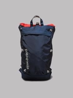 Patagonia / Linked Pack / Backpack / 2016 Nylon Anti-theft Water-resistant Backpack, with stylish and chic design, goes well with any occasions, you will feel comfortable to carry it. style list backpack leather diy backpack for work ideas black backpacks Sac A Dos Patagonia, Rucksack Backpack, Messenger Bag, Travel Backpack, Leather Backpack, Fashion Bags, Fashion Backpack, Back Bag, Moda Masculina