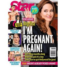 Angelina Jolie Pregnant Again With Baby Number #7?