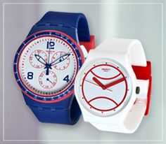 SWATCH FOR ROLAND-GARROS || Get the new Swatch collection