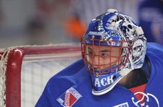 Last stop for Anarchy: Kitchener Rangers goaltender Tyson Teichmann agrees that Friday the 13th would be end of his 'biker' mask