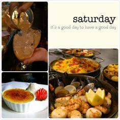 #sangria71 #Saturday #paella  #parrilladademariscos #sangria #cremacatalana #haveagoodday