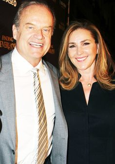 'Frasier' Stars Kelsey Grammer and Peri Gilpin Reunite — Plus See the Cast Then and Now!