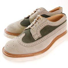 Distinct Dress Shoes - Five unconventional takes on men's formal footwear