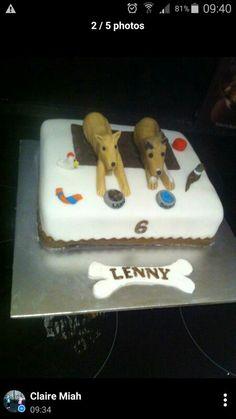 Lennys Birthday Cake