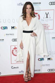 Kate Beckinsale. London Film Critics Circle Awards, London - January 22 2017