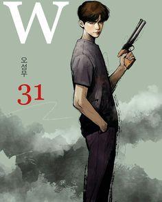 ❤❤ 이종석 Lee Jong Suk    one beautiful face ♡♡ WBook#31