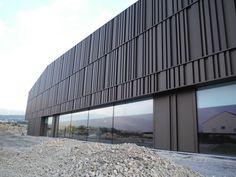 FACETEC SA, spéçialiste des facades ventillées.