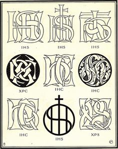 Monograms & Ciphers by AA Turbayne 1912 p by peacay