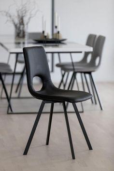 Stühle (4 Stück) Schwarz, Yourhome Jetzt Bestellen Unter:  Https://moebel.ladendirekt.de/kueche Und Esszimmer/stuehle Und Hocker/polsterstuehle/?uidu003d6529c4e4  ...
