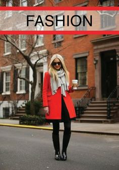 Trend Alert: 30 Stylish Ways to Wear the Color Red
