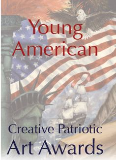 Officially known as the Young American Creative Patriotic Art Contest, this annual scholarship contest gives talented art students in grades 9-12 an opportunity to compete for up to $10,000 for college.