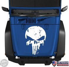 This ad includes 1 decal of your choice in size from 16 inches up to 23 inches. DECAL IS DESIGNED FOR THE HOOD OF MOST MODELS OF JEEPS. IT CAN BE PLACE ON ANY VEHICLE IN ANY SPOT AS WELL. Fits all Jeep Wrangler TJ JK XJ YJ CJ and more! SIZE: 16 - 23 in Wide (16 inches - 23 inches) Max