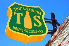 Tioga-Sequoia Brewing, Fresno's only distributing microbrewery.