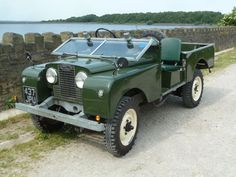 437 JPU - 1957 Land Rover Series 1 - Galvanized Chassis Classic car Insurance Free Road Tax MOT Exempt This particular example was beautifully restored in Classic Car Insurance, Collector Cars For Sale, Off Road, Land Rover Defender, Range Rover, Vintage Cars, Landing, 4x4, Offroad