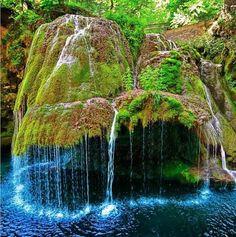 Bigăr Waterfall | Caras-Severin, Romania