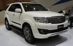 The New Toyota Fortuner India Price