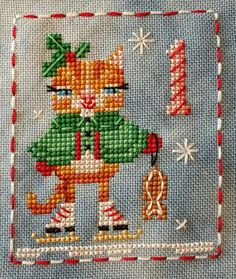 Find yourself among friends who are as passionate about cross stitch and other needle arts and crafts as you are, Looking for free cross stitch patterns, Visit our Freebies collection on our Cross Stitch page Xmas Cross Stitch, Cross Stitch Cards, Cross Stitch Baby, Cat Cross Stitches, Cross Stitching, Cross Stitch Embroidery, Hardanger Embroidery, Cross Stitch Designs, Cross Stitch Patterns