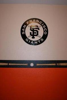 SF Giants room