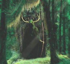 Horned God - Sacred Wicca