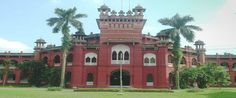 DHAKA+: The University of Dhaka