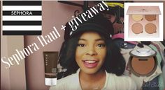 Huge Makeup Haul Sephora ,Amazon and MAC + International Sephora Giveaway