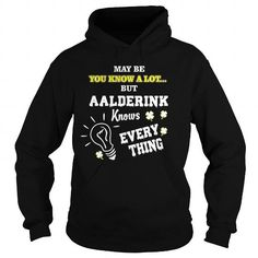 cool AALDERINK tshirt. The more people I meet, the more I love my AALDERINK