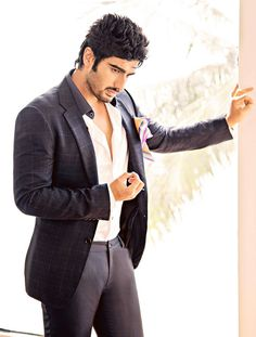 Arjun Kapoor (born 26 June 1985[1]) is an Indian actor who appears in Hindi films. He is the son of film producer Boney Kapoor. Kapoor made his acting debut in Habib Faisal's romantic drama Ishaqzaade