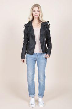 "Bench ""Tigereyed"" jacket for the season SS14 // #Studio25Finland"
