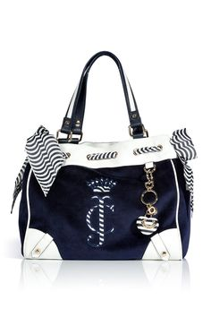 "Juicy Couture ""sailor"" purse<3"