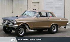 1965 'Storm Warning' Chevy II Nova -