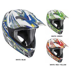 AGV MT-X Point Off Road MX Helmets