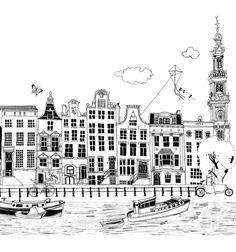 Amsterdam   Hennie Haworth