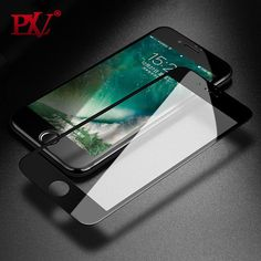 PLV Screen Protector For iPhone 6 6S X Tempered Glass 2.5D Edge 0.26mm Protective Glass Film For iPhone 7 7 Plus 5 5S 8 8 Plus #PLV #other #popular #november2017 #useful