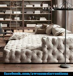 My dream couch for my dream house!
