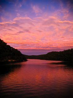 Beautiful sunset/sunrise views from Calabash Bay Lodge. Bay Lodge, Luxury Accommodation, Romantic Getaway, Beautiful Sunset, Wilderness, Sunrise, Water, Australia, Travel