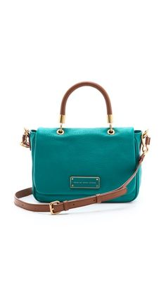love the color of this marc by marc jacobs bag