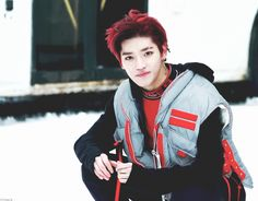 #Taeyong NCT U  The Story of 'BOSS