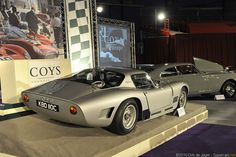 SUPERCARS.NET - Image Gallery for 1965 Bizzarrini 5300 GT Strada