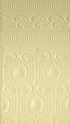 Buy Lincrusta Edwardian Dado from the extensive range of Anaglypta at Select Wallpaper. Anaglypta Wallpaper, Bold Wallpaper, Embossed Wallpaper, Edwardian Haus, Victorian Wallpaper, Antique Wallpaper, Wallpaper Collection, Drawing Room Interior, Farmhouse Architecture