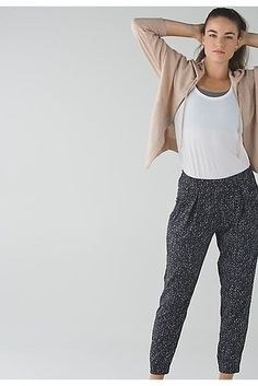 &go City Jogger, $128   17 Pairs Of Actually Cute Sweatpants You'll Wanna Wear This Thanksgiving