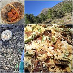 Gastronomía. Alpujarra de Almería. Proyecto Rumor.