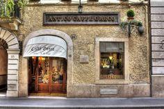 Los mejores cafés de Europa para merendar