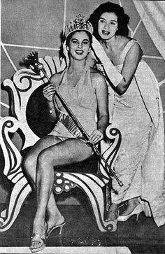 miss universe 1958