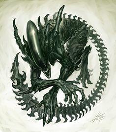 Alien - Jimmy Xu