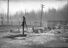 1918 Fire  Collections Online : Minnesota Historical Society