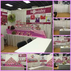 Bowdabra has been getting their booth ready for The Atlanta International Gift Market® from July 12th-16th, 2013 which is  A HUGE Trade show.  We took pictures of the building of our booth. Let us know your thoughts!  Are you going to be there? #bowdabra    #atlmkt   #AmericamartATL
