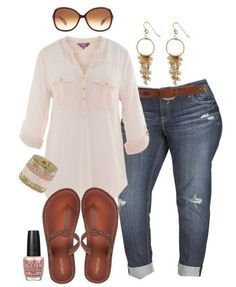 plus size women's summer clothing outfits