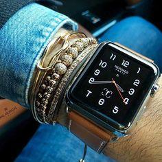 buy hermes apple watch band